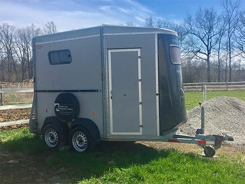 böckmann horse trailer